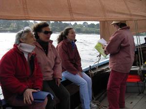 Quand les femmes naviguent…