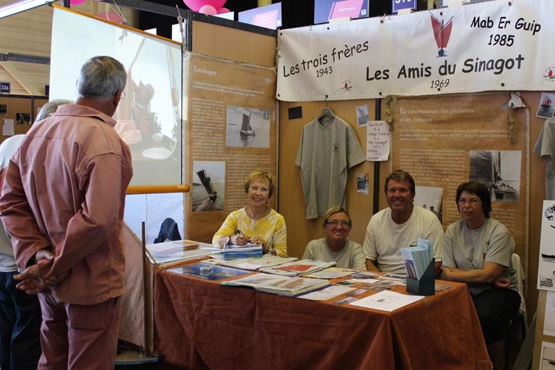 Les Amis du Sinagot au Forum de la vie associative