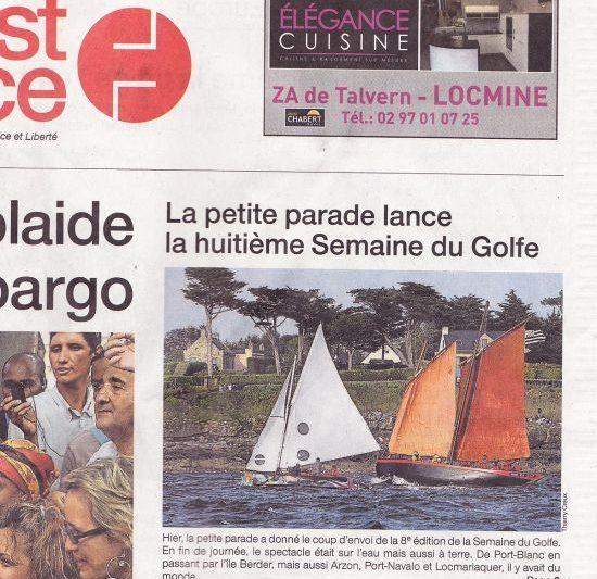 Le Mab er Guip sur Ouest France