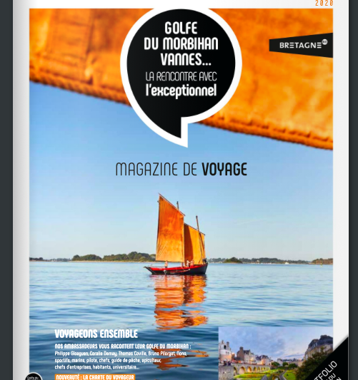 Article Magazine du Voyage