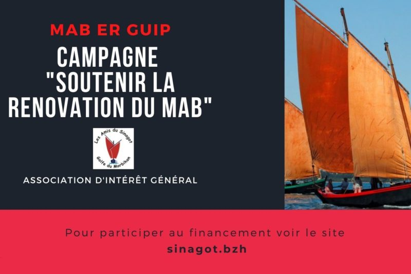 Financement participatif: restauration du Mab er Guip